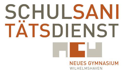 Schulsanitäter logo  Neues Gymnasium Wilhelmshaven: Schulsanitätsdienst